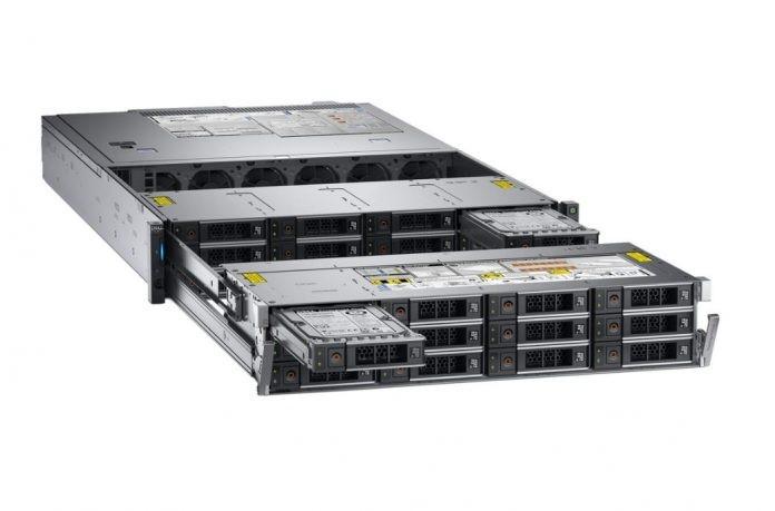 Scores new members of the Dell EMC PowerEdge server family